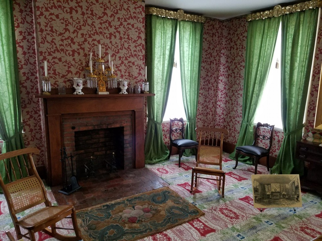 Lincoln Sitting Room Thervventurer