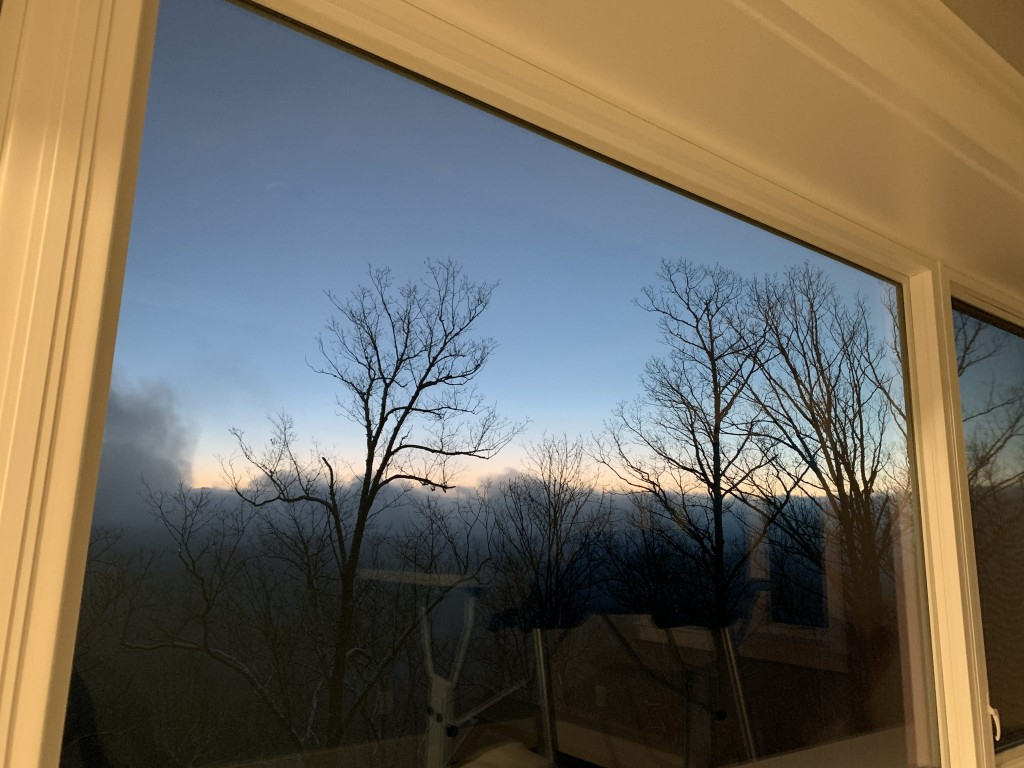 view out window