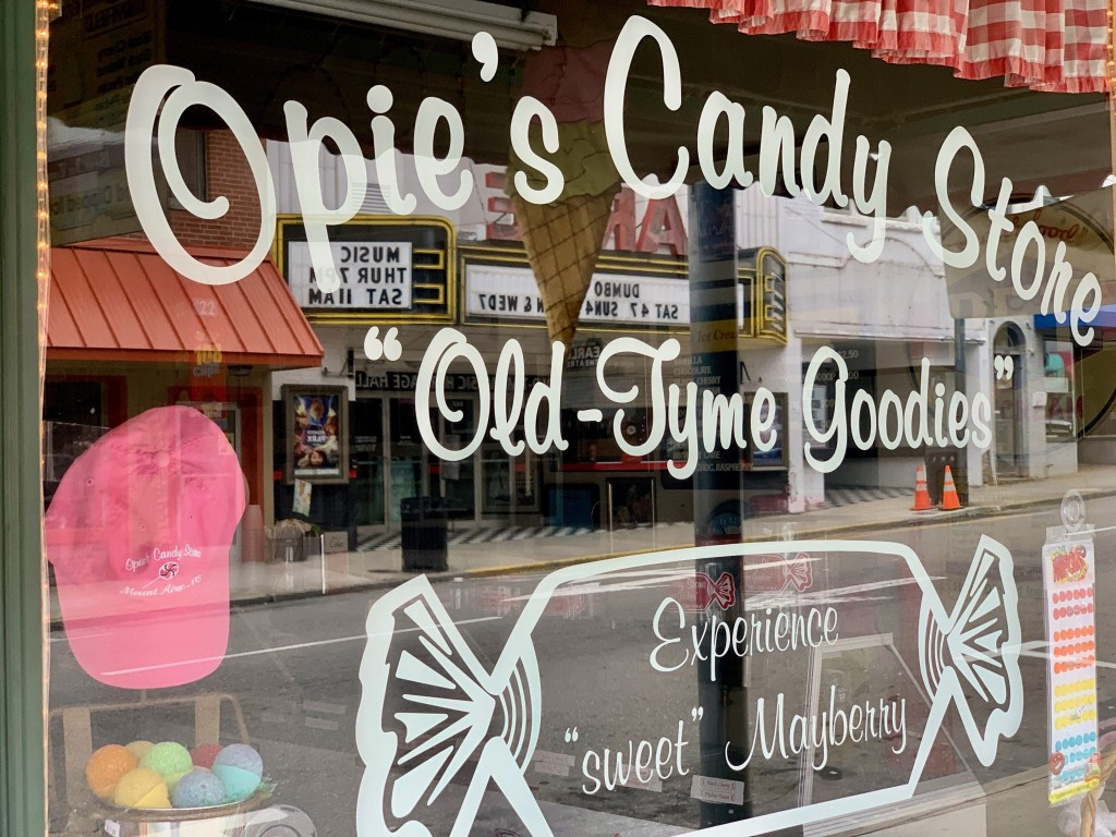 Opie's Candy Store Mount Airy NC