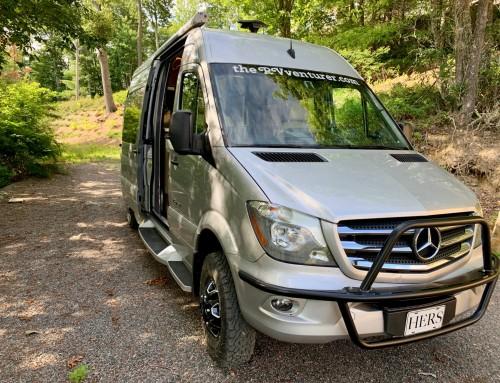 Upgrades to the Camper Van