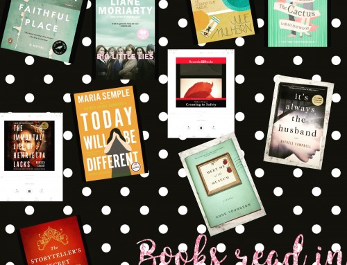 #RoadReads – A Look Back on Summer Reading